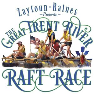 Raft Race Logo - Zaytoun-Raines